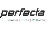 Logo perfecta Fenster & Türen, Westendorf